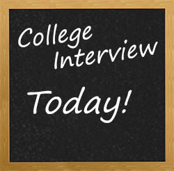 College Interview Strategies