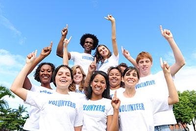 volunteer400
